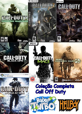 Untitled 1 Download  Call Of Duty   Coleção Completa – PC