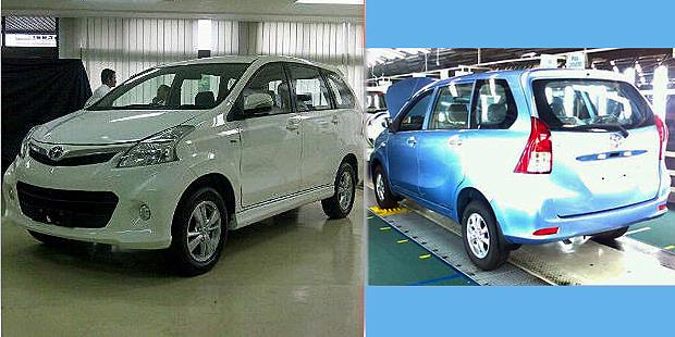 Daihatsu All-New Xenia, Harga, Foto, Spesifikasi,fitur,desain,warna,interior, eksterior