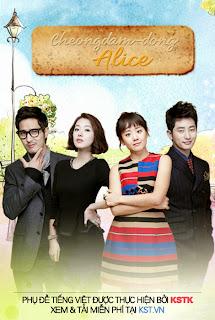 Xem Phim Alice Phố Cheongdamdong - Cheongdamdong Alice