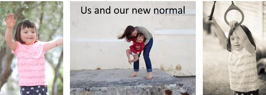 Us and our new normal