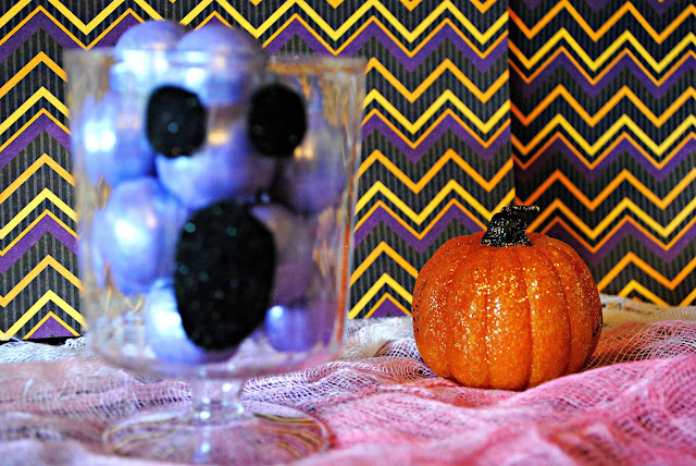 DIY Halloween Treat Cups, Felt Embellishments