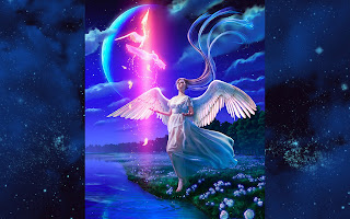 HD Angels wings wallpapers
