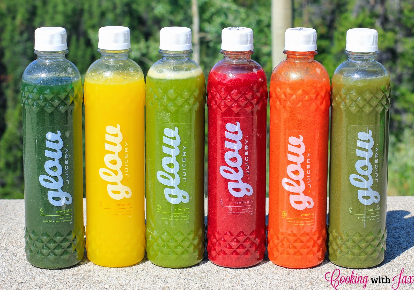 Cooking with Jax: Review/Giveaway: Glow 3 Day Beginner's ...