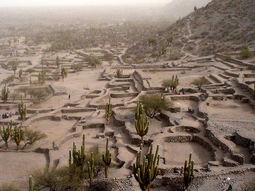 El Imperio Diaguita La civilizacin calchaqu en el noroeste