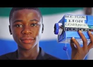 15 year old engineering whiz kid visits MIT program