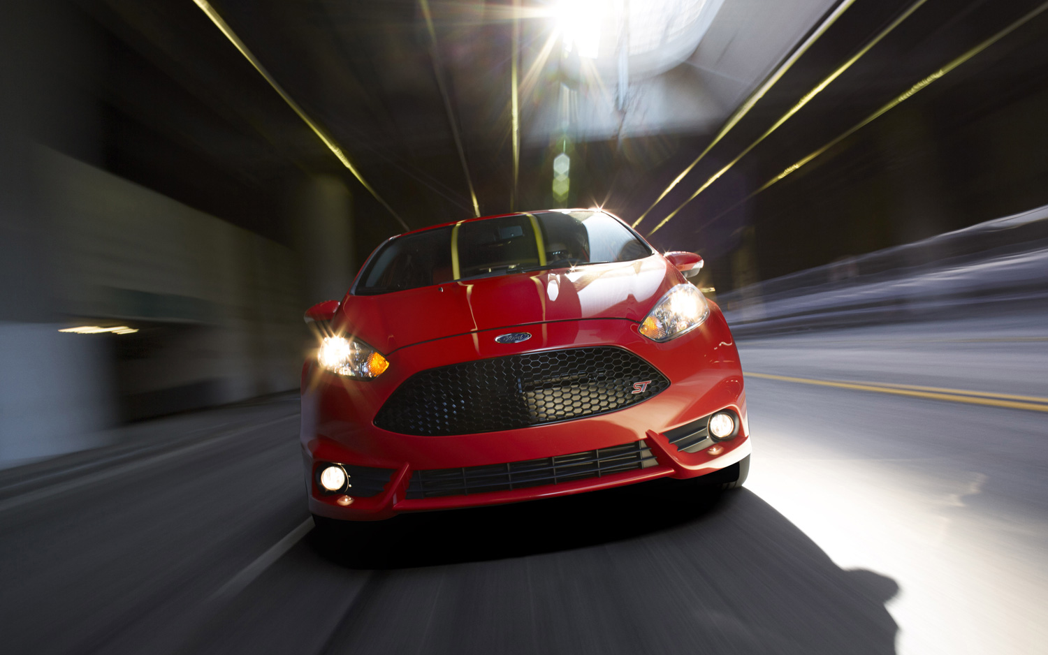 2014 Ford Fiesta Earns Best-in-Class 41 MPG