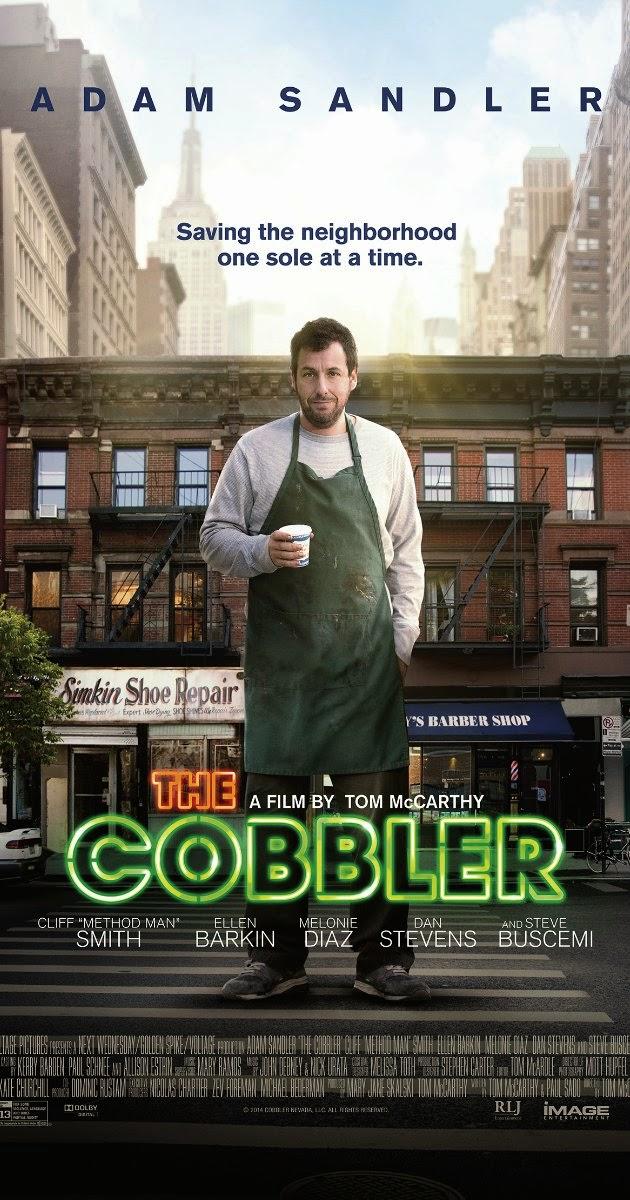 The Cobbler 2015