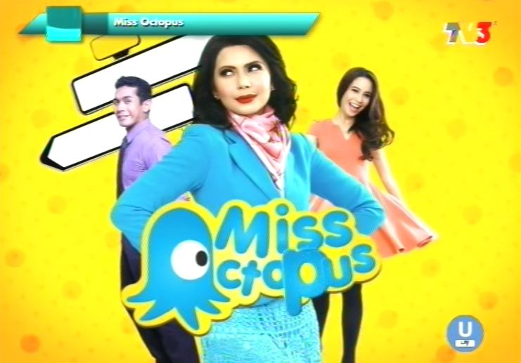 Miss Octopus Eps-2