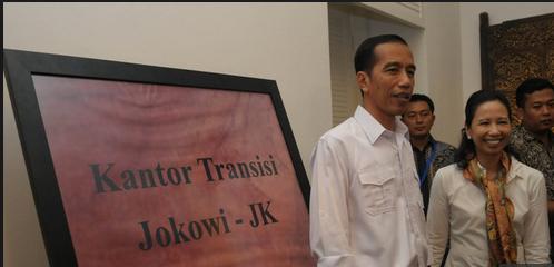 Kantor Transisi Jokowi JK