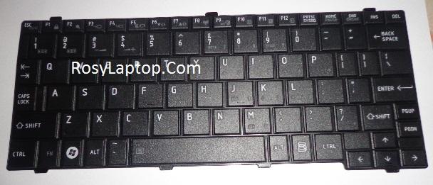 Keyboard Toshiba NB520 NB500 Nb510 NB505