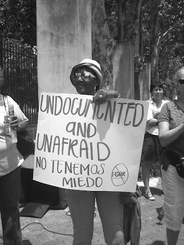UNDOCUMENTED &amp; UNAFRAID