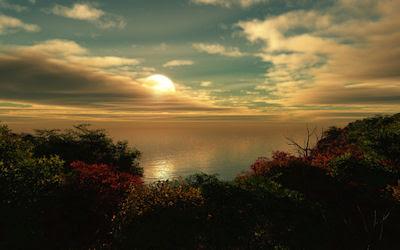 Mirar un atardecer como este, no tiene precio. Sunset
