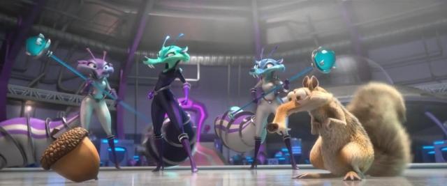 Hình ảnh phim Scrat: Tẩu Thoát