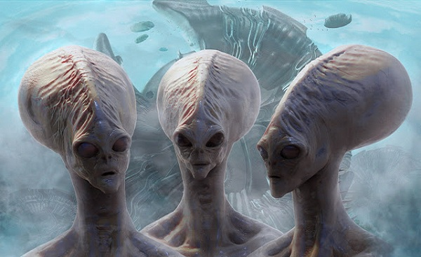 Η NASA λαμβάνει ραδιοσήματα από το Κέντρο της Γης. Ένα μυστικός εξωγήινος πολιτισμός ζει κάτω από την επιφάνεια.