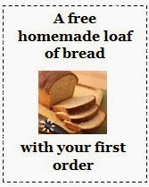 A free loaf of bread