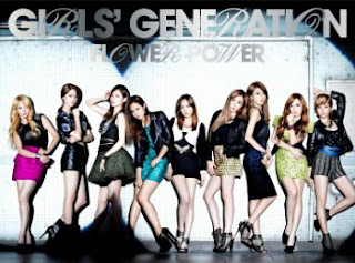 Girls' Generation (SNSD) Flower Power