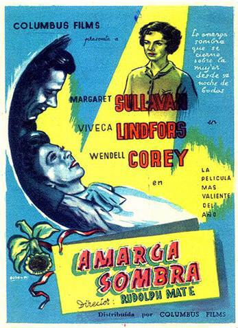 AMARGA SOMBRA (1950)