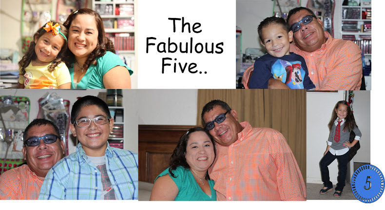 The Fabulous Five!