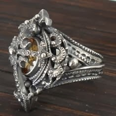 Partisan Cross Ring
