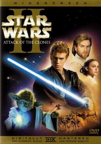 Star Wars: Episódio II – Ataque dos Clones – HD 720p