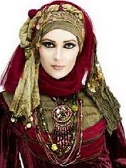 Tips Memadukan Warna Hijab Dengan Kulit
