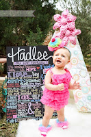 Our Rainbow Baby, Hadlee Hope