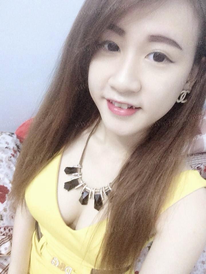 gái xinh Thiên Trang Doly răng khểnh vú to 13