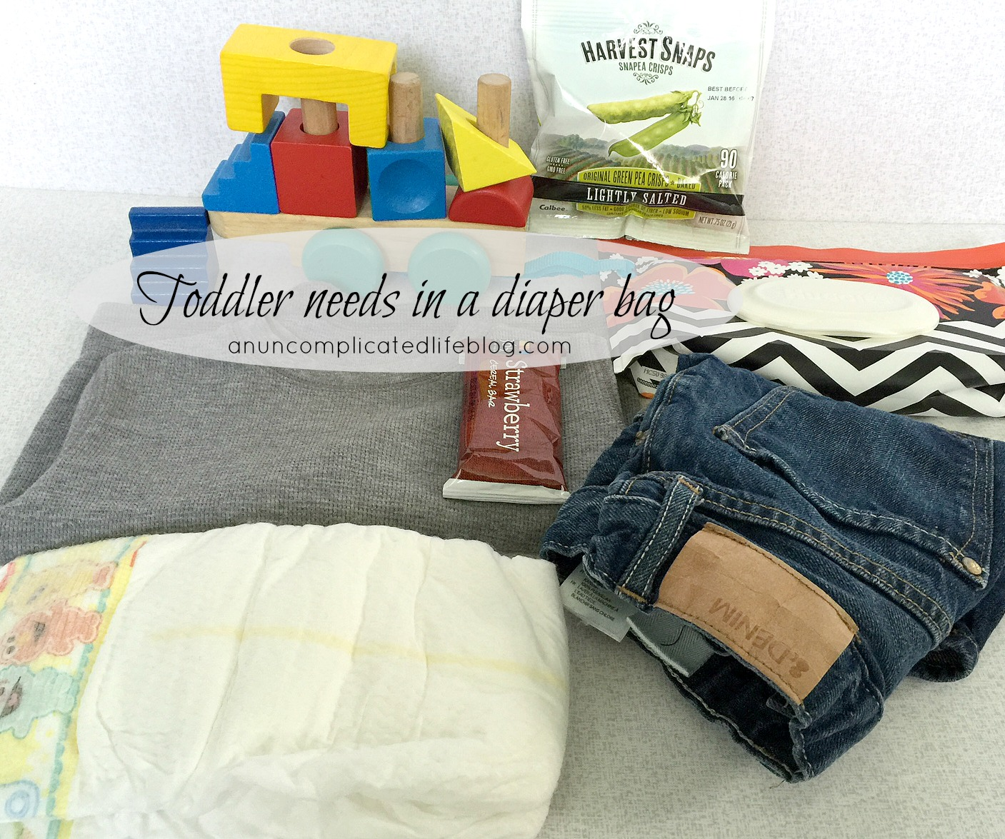 how to pack formula in diaper bag