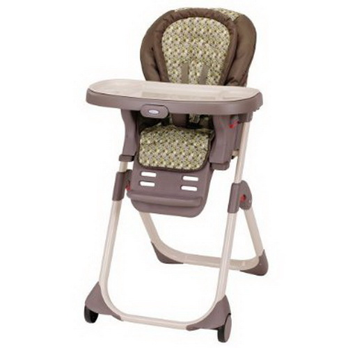 Sillas de comer para bebes bebes y embarazo for Silla mecedora graco 6 velocidades