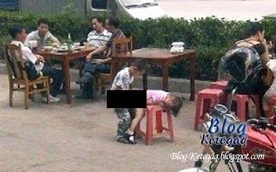telatah kanak-kanak