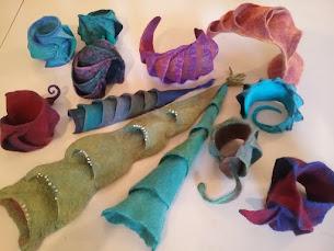 Tails from Dagmar Binder's class