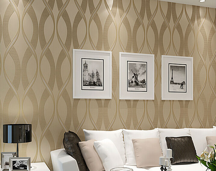 Beauty style papel de parede em orlando for 3d wallpaper home decoration