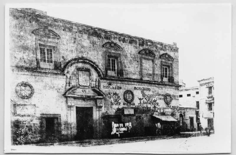 El Contraste de la Seda. Plaza Santa Catalina