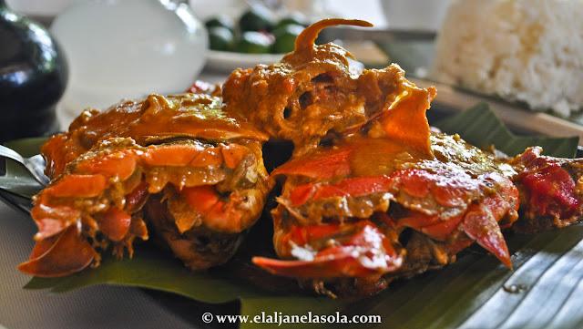 Zamboanga | Curacha at Alvar Seafood Restaurant