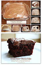 Top Recipe ~ Crazy Cake  (also known as Wacky Cake &amp; Depression Cake)