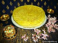Pasi Paruppu Poli recipe/ Pesara Pappu Poli recipe /Moongh Dal Obbattu Recipe / Pesara Pappu Bobbatlu Recipe