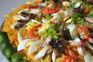 Pansit Malabon Recipe | Quick Healthy Pansit Palabok Recipe