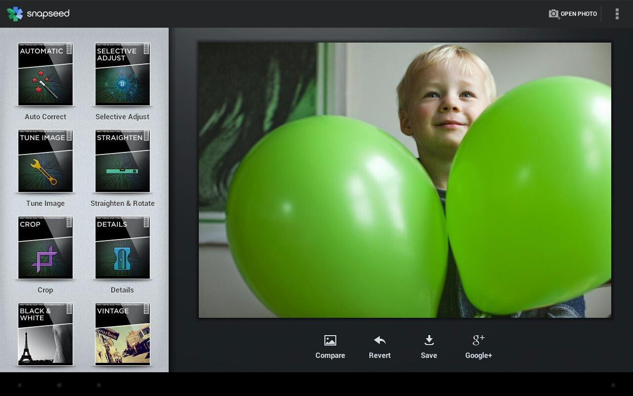 snapseed screenshot ipad iphone photography editing app photo