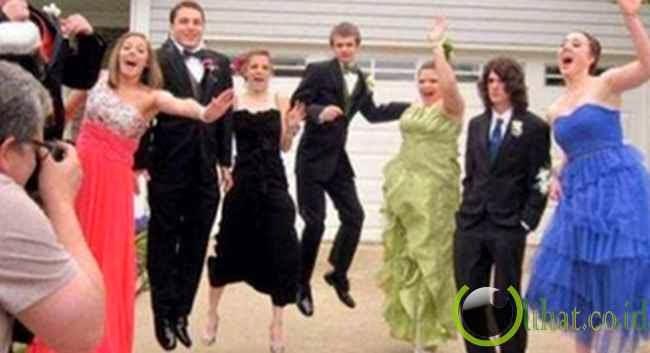 Cuek di Pernikahan