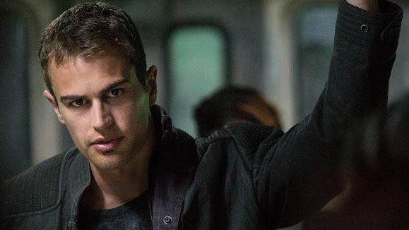 divergent 2014 movie hd wallpaper theo james as four