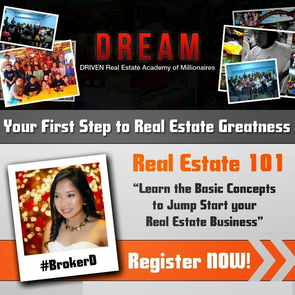 Real estate broker training philippines