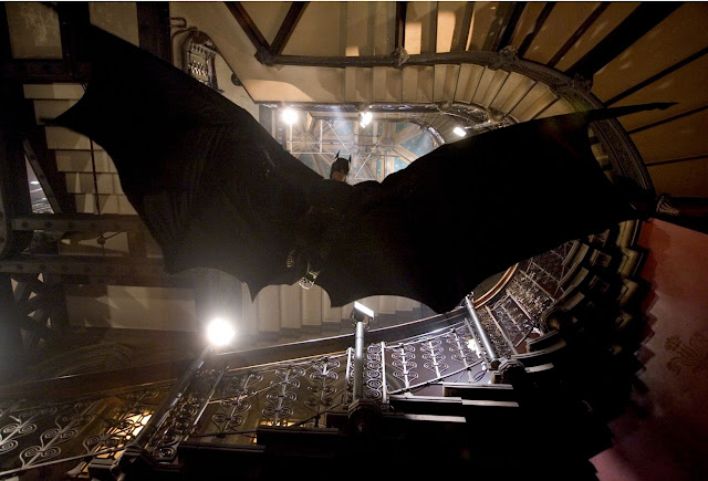 Batman Begins, Batman,the dark knight trilogy