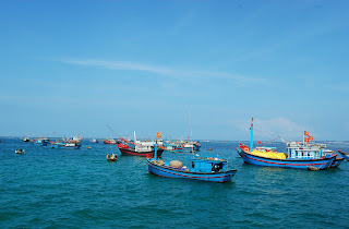 Ly Son Island  in Quang Ngai