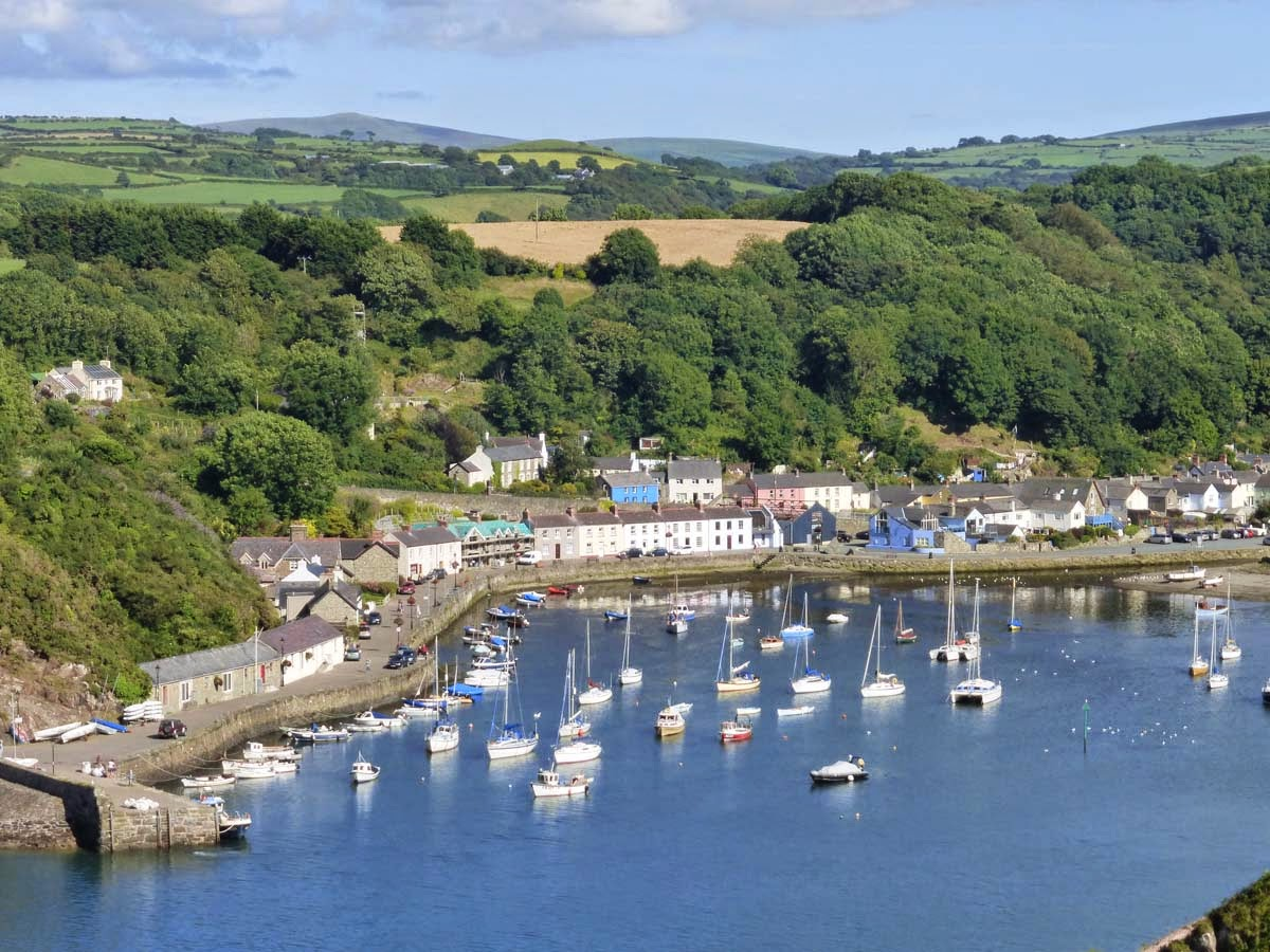 Travel With Solange So What S Special About Fishguard