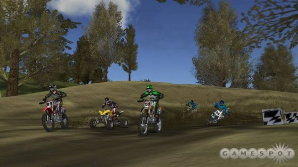 what is the newest mx vs atv game