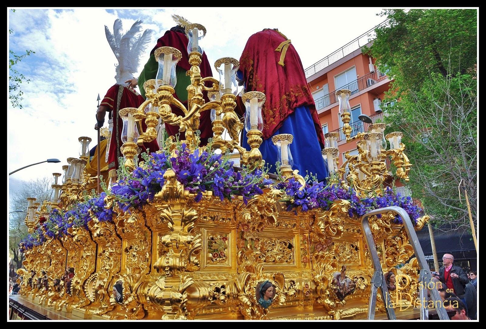 Estrenos- Semana- Santa- Sevilla- 2015