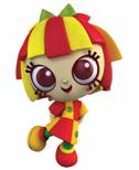 nova versão da boneca emilia do sitio do pica-pau amarelo