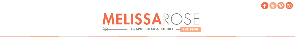 Melissa Rose Graphic Design Studio
