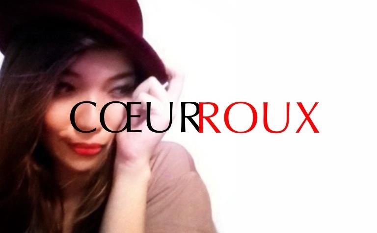 CŒURROUX.BLOGSPOT.COM