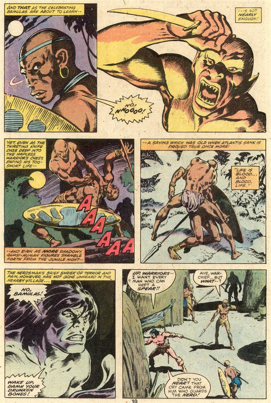 Conan the Barbarian (1970) Issue #102 #114 - English 7